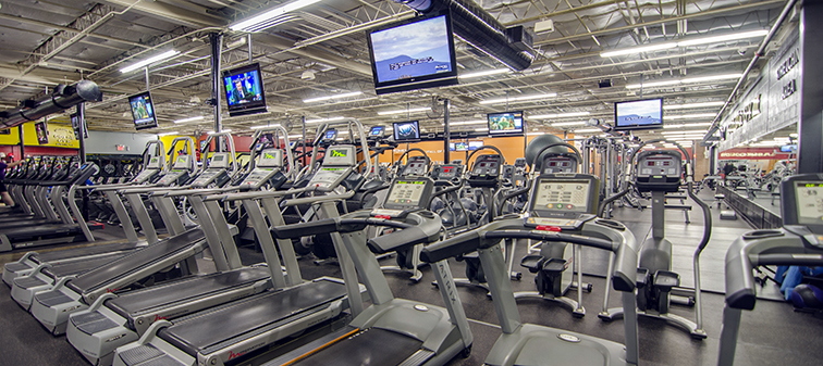 Gold S Gym Austin North Offers The Best Weight Strength Cardio Equipment In Austin Tx