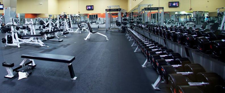 Fitness zusammen Burlington