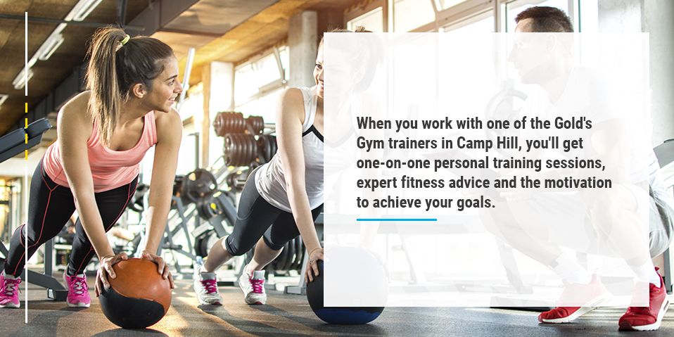 Our Camp Hill Personal Training process