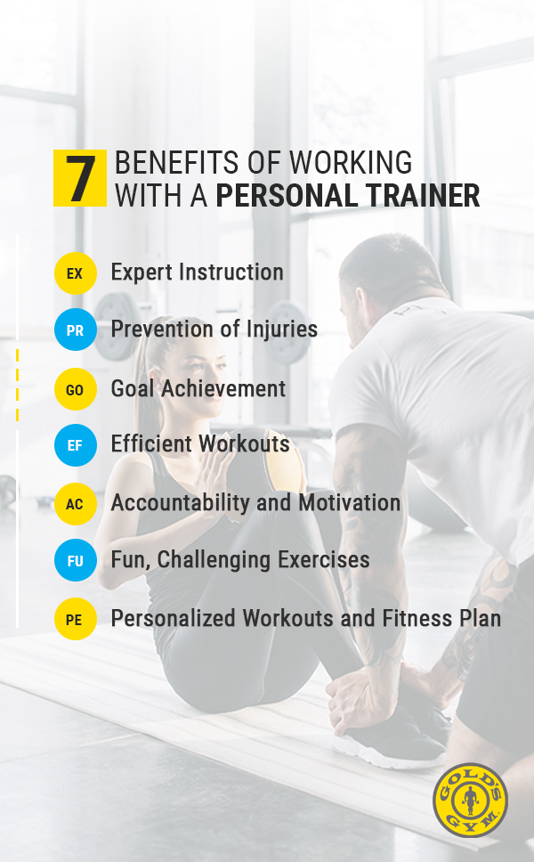 Benefits of Working With a Personal Trainer in Camp Hill