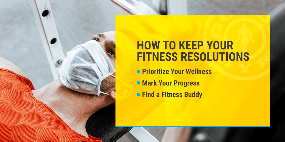 How to Keep Your Fitness Resolutions
