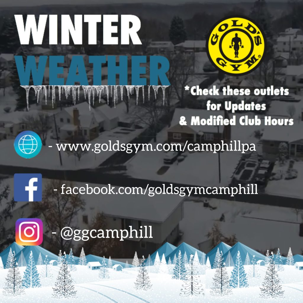Camp Hill Winter