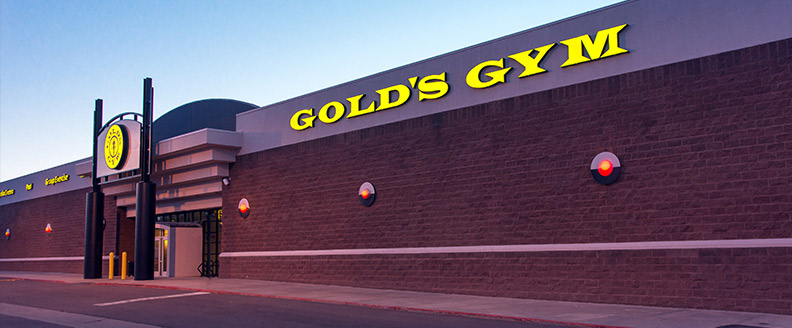 Find your nearest Gold's Gym store locations in United States.
