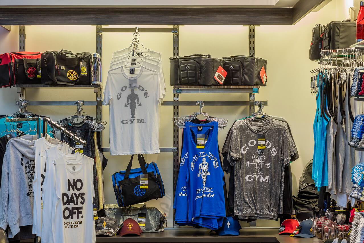 pro shop at culver city gym