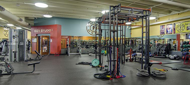 Golds gym dallas preston center in dallas tx
