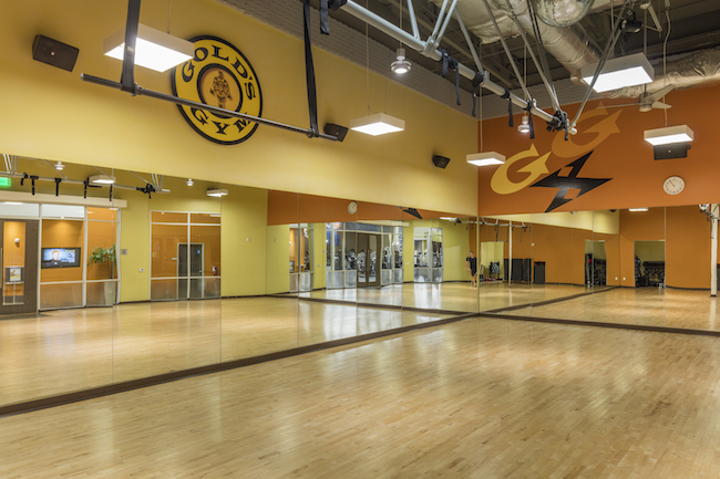 fullerton gym fitness class room