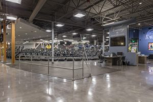 glendale gym personal training desk