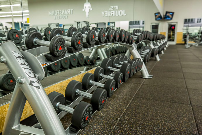 Gold S Gym Greer Gym Amenities