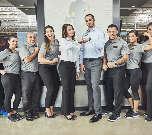 Gold's Gym Careers | We're Stronger With You
