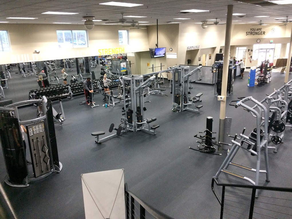 Best gym in largo fl 24 7 access personal training group classes
