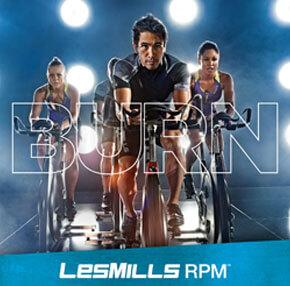 Les Mills RPM