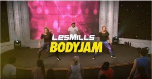 les mills body jam