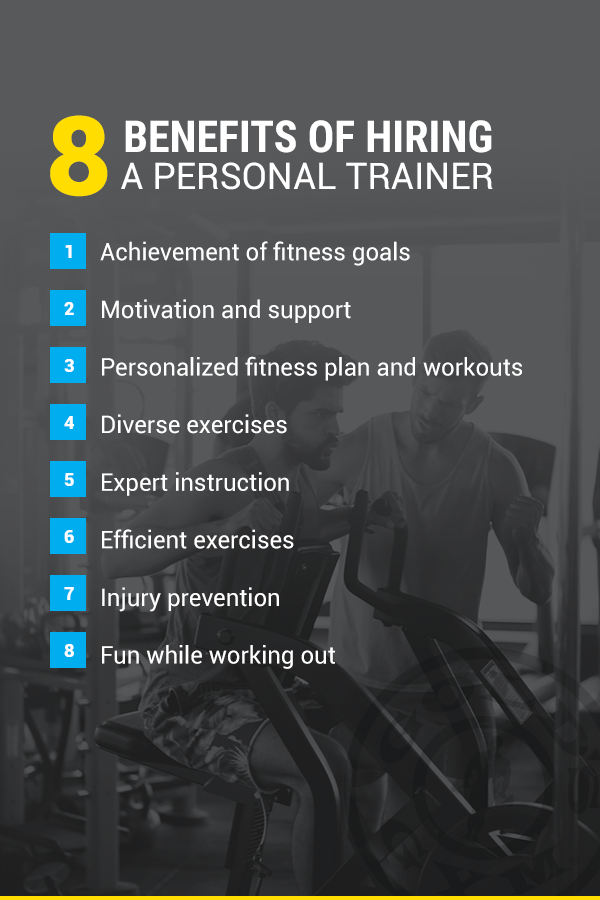 8 Benefits of Hiring a Personal Trainer in Harrisburg PA