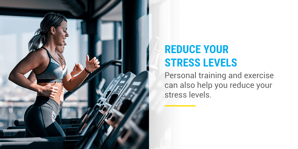 Reduce Your Stress Levels with Personal Training in Harrisburg