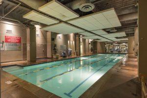 gold's gym la pool from diagonal pool