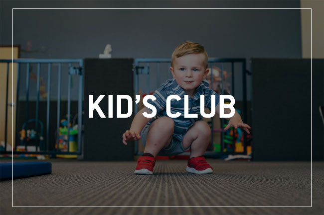Gold's Gym Kid's Club Child Care