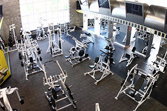 Gold's Gym Mooresville located at 191 B W Plaza Dr