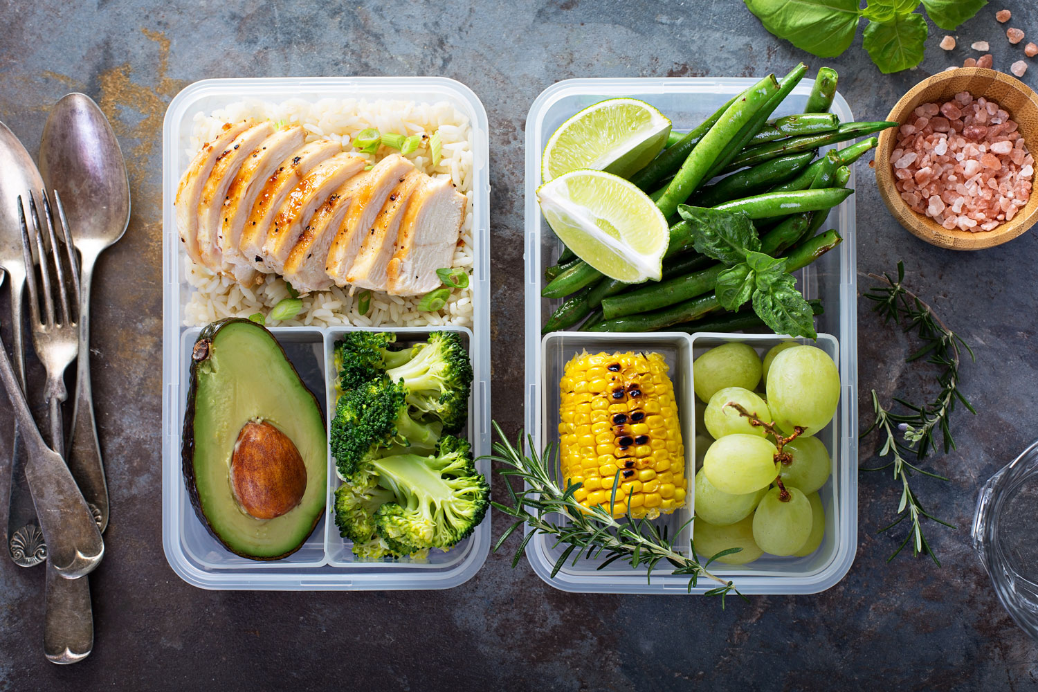 Meal Prepping: The Key to Saving Time and Money - Palm Beach Gardens