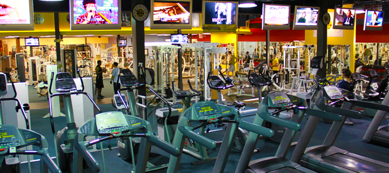 Gold's Gym Paramus located at 49 E  Midland Avenue Paramus