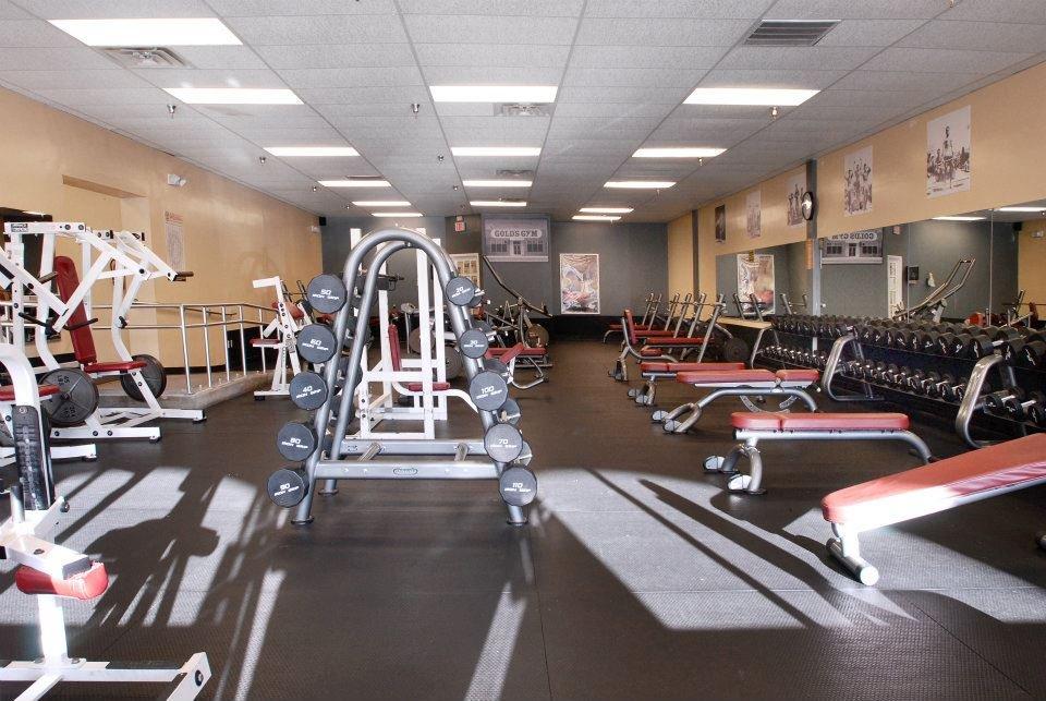 university of tampa gym