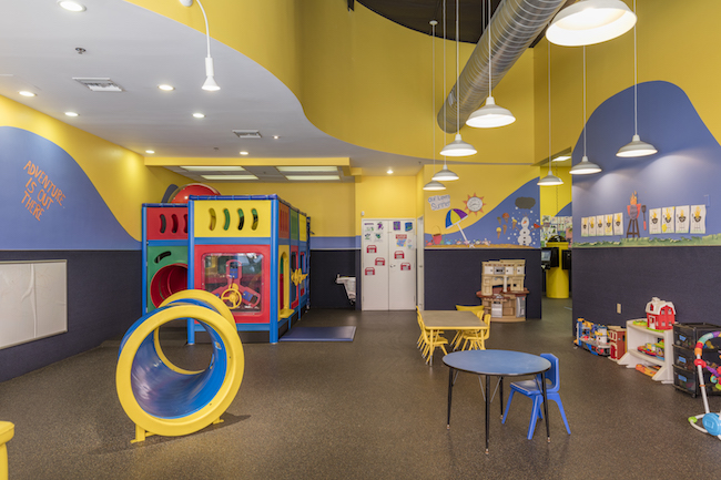 Thousand Oaks Gym With Childcare Gold S Gym