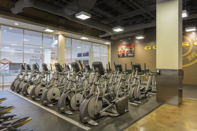 Gold gym west covina