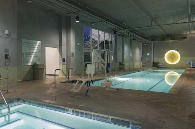 west covina gym pool and hot tub