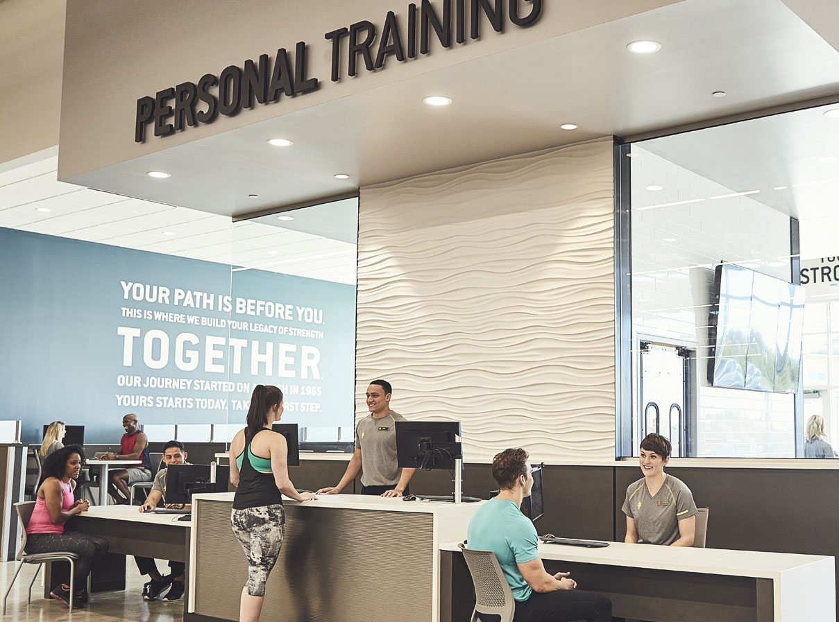 Gold's Gym Fitness Experience
