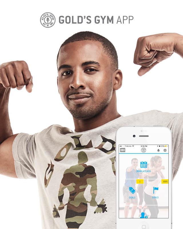 Gold's Gym Member App | Gold's Gym App