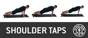 Shoulder Taps