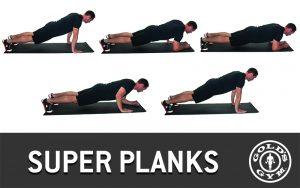 Super Planks