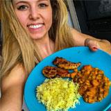 brand ambassador program @eatingbrofood