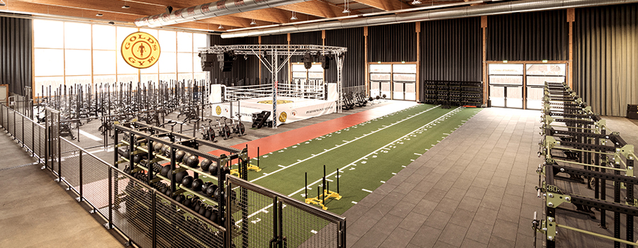 Performance Center 233